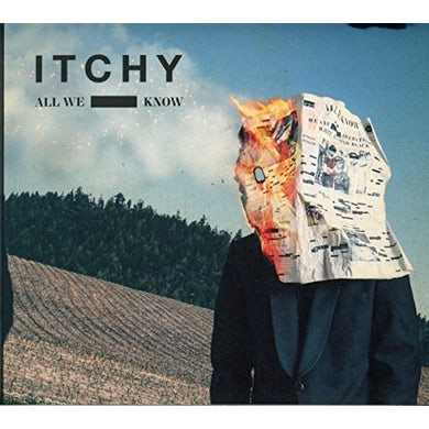 Itchy ALL WE KNOW CD