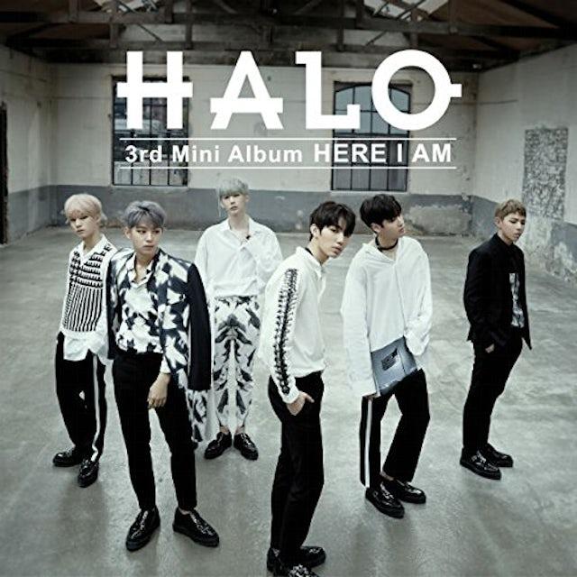 Halo HERE I AM CD