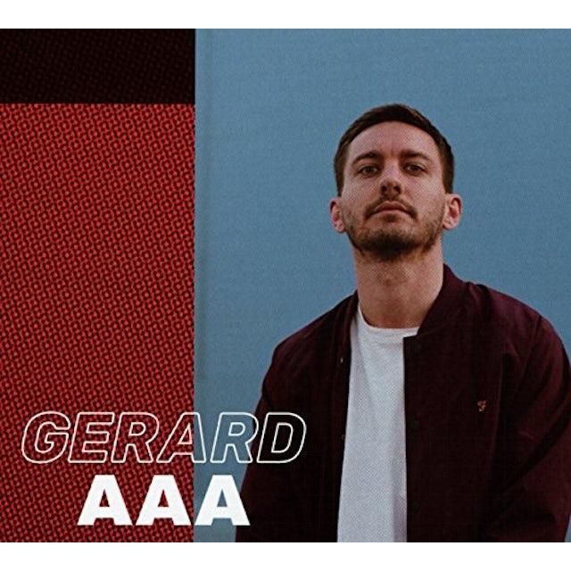 Gerard AAA: LIMITED EDITION CD