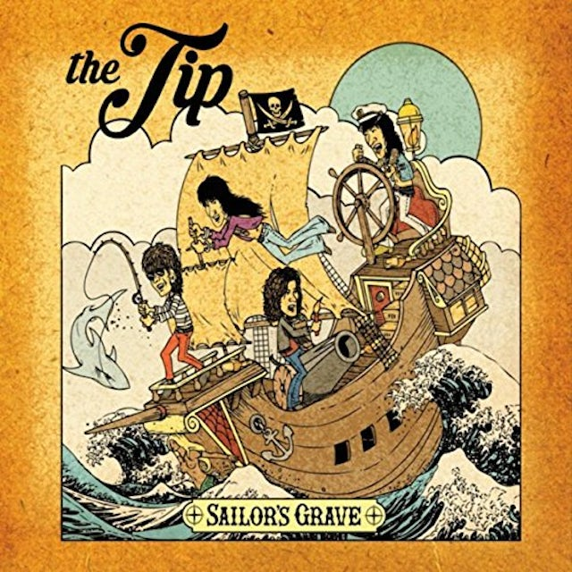 Tip SAILOR'S GRAVE CD