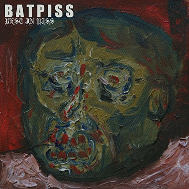 BATPISS REST IN PISS CD