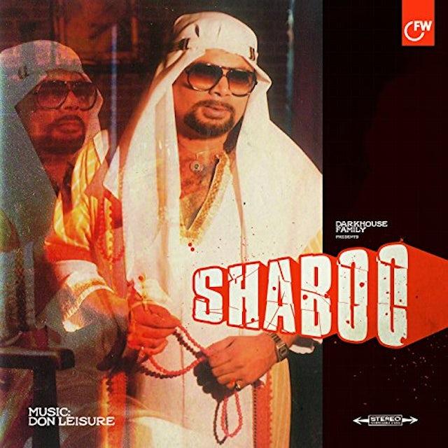 Don Leisure SHABOO Vinyl Record