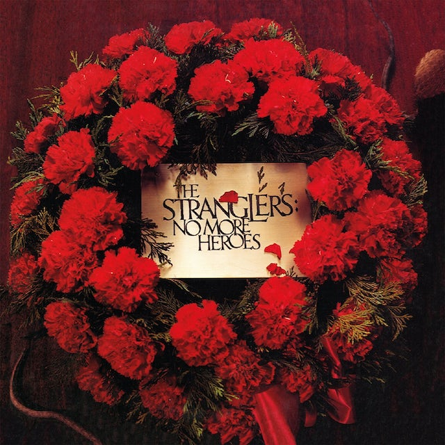 Stranglers NO MORE HEROES CD