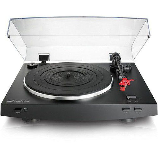 Turntables AT-LP3BK Fully Automatic Belt-Drive Stereo Turntable