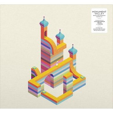 Stafford Bawlwer / Obfusc / Grigori MONUMENT VALLEY / Original Soundtrack Vinyl Record