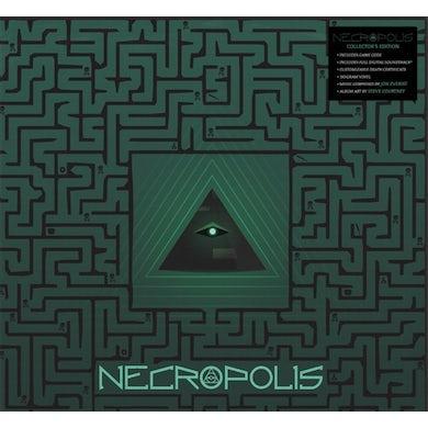 Jon Everist NECROPOLIS / Original Soundtrack Vinyl Record