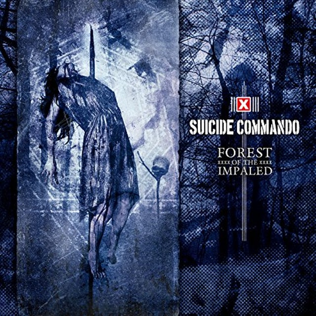Suicide Commando FOREST OF THE IMPALED CD