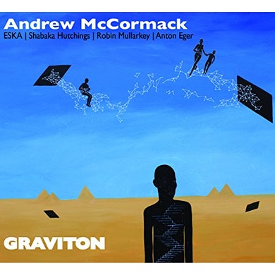 Andrew Mccormack GRAVITON CD