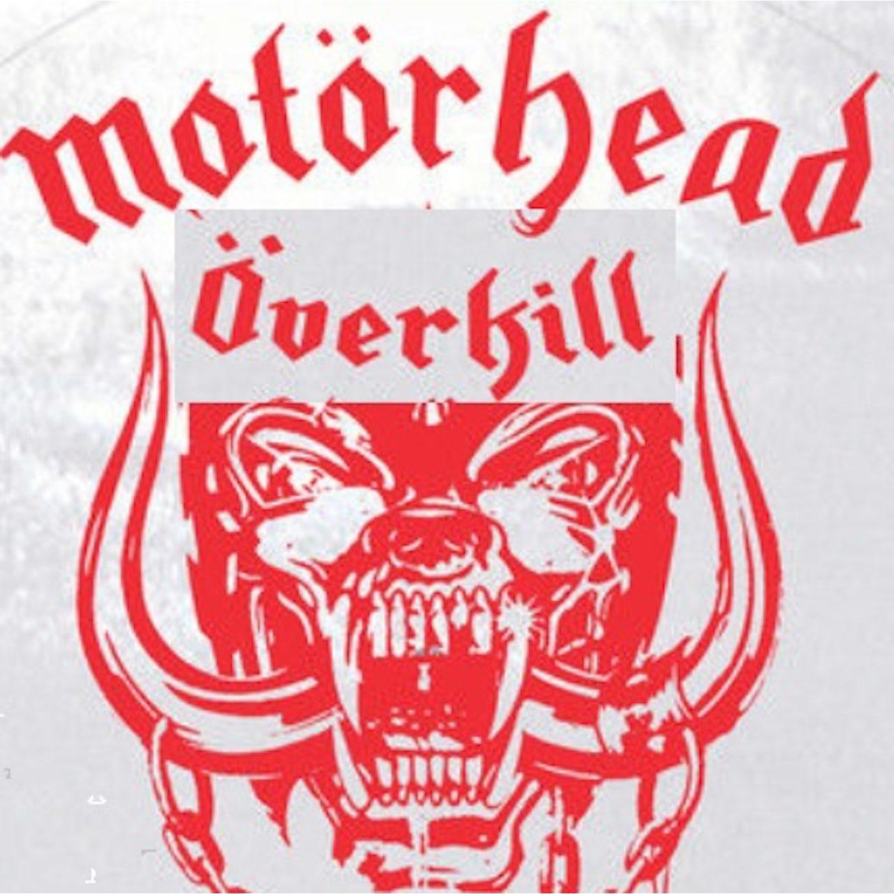 Motorhead OVERKILL Vinyl Record