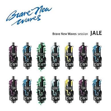 BRAVE NEW WAVES SESSION(BLUE VINYL) Vinyl Record