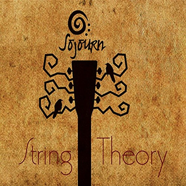 String Theory SOJOURN CD