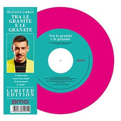 Francesco Gabbani TRA LE GRANITE E LE GRANATE Vinyl Record