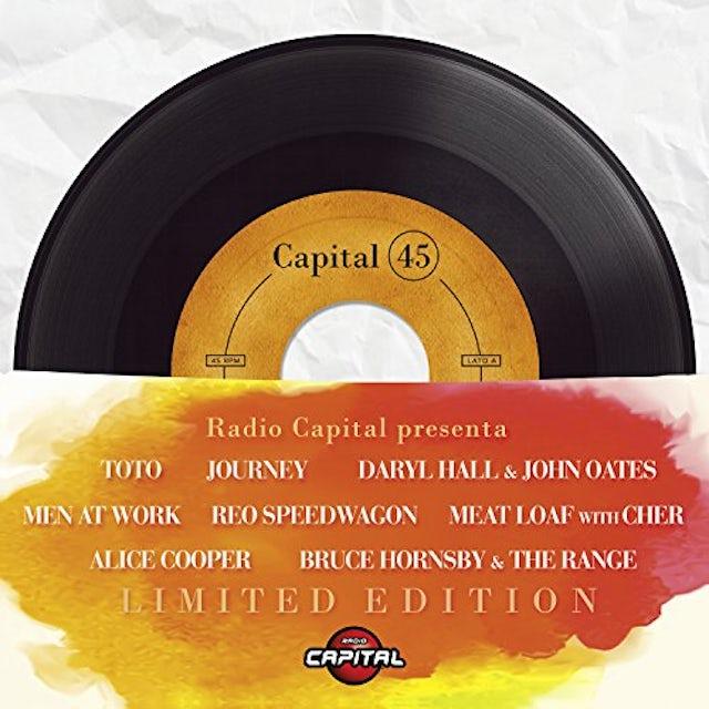 Radio Capital Presenta: Capital 45 / Various Vinyl Record