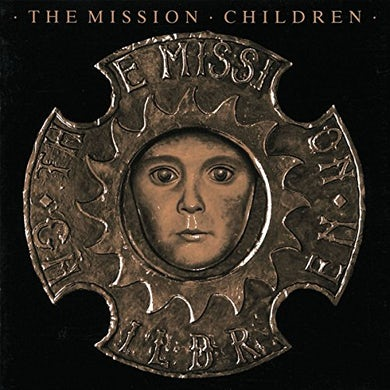 The Mission CHILDREN Vinyl Record