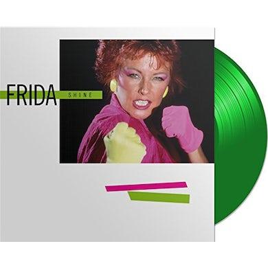 Frida SHINE (GREEN VINYL) Vinyl Record