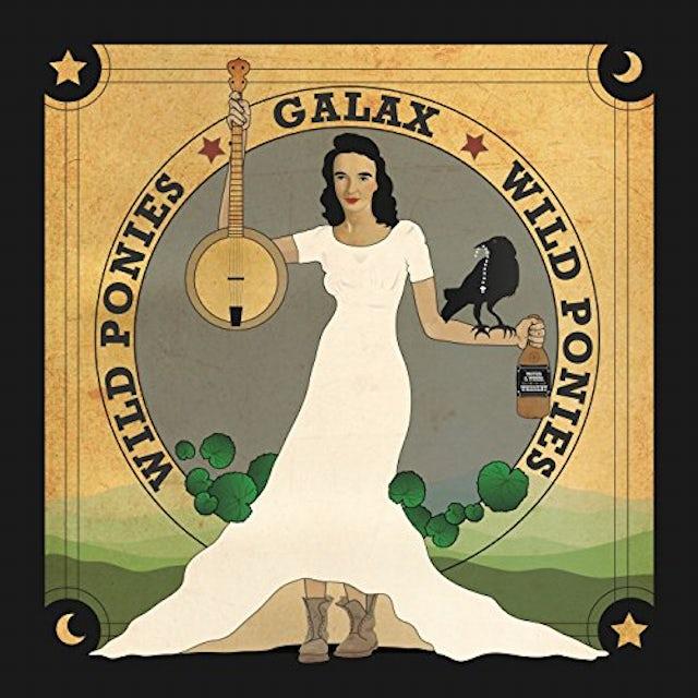 Wild Ponies GALAX Vinyl Record