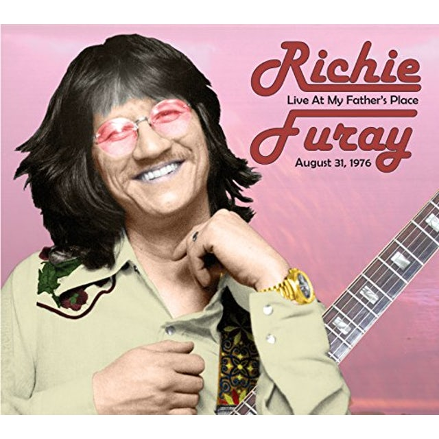 Richie Furay LIVE FROM MY FATHER'S PLACE 8/31/76 CD
