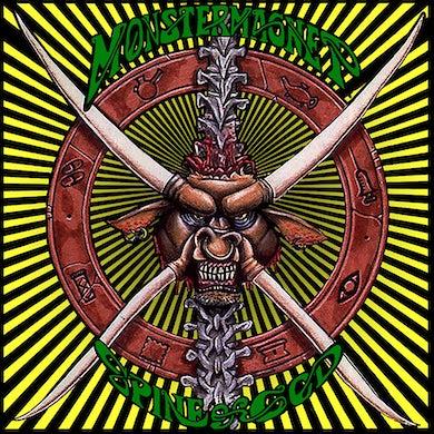 Monster Magnet SPINE OF GOD Vinyl Record