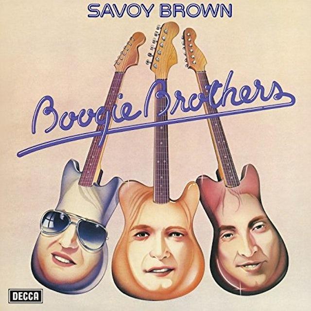 Savoy Brown BOOGIE BROTHERS CD