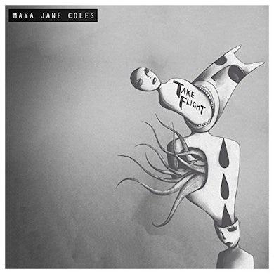 Maya Jane Coles TAKE FLIGHT Vinyl Record