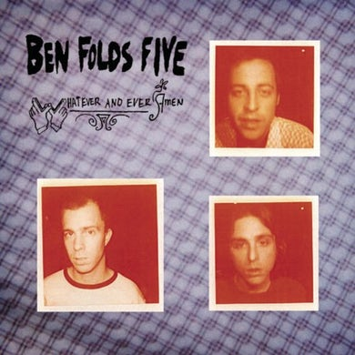 Ben Folds Five WHATEVER & EVER AMEN (GOLD SERIES) CD