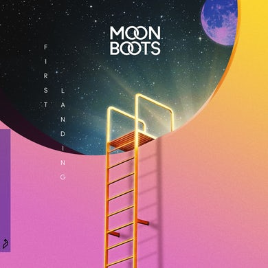 Moon Boots FIRST LANDING CD