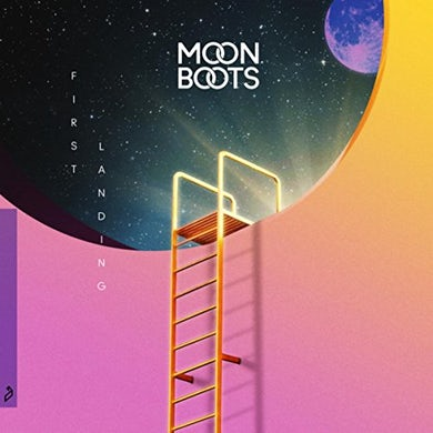 Moon Boots FIRST LANDING Vinyl Record