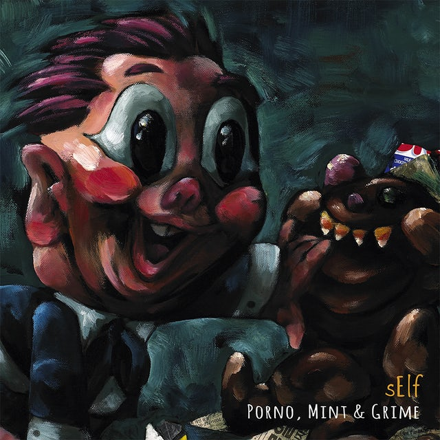 Self PORNO MINT & GRIME CD