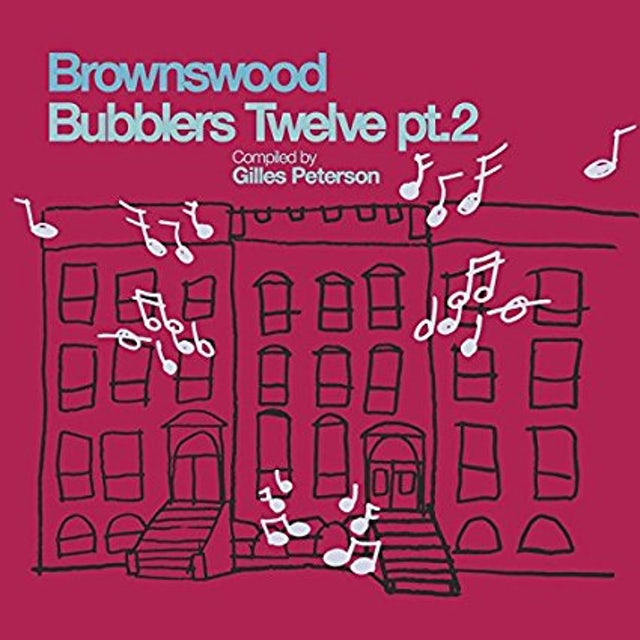 Brownswood Bubblers 12 Pt. 2 / Various Vinyl Record