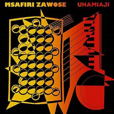 Msafiri Zawose UHAMIAJI CD