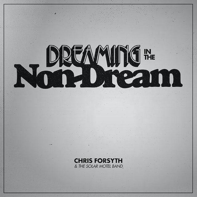 Chris Forsyth & Solar Motel Band DREAMING IN THE NON-DREAM CD