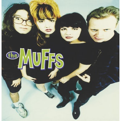 MUFFS (GREEN VINYL) Vinyl Record