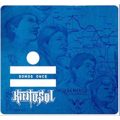 Kinto Sol SOMOS ONCE CD