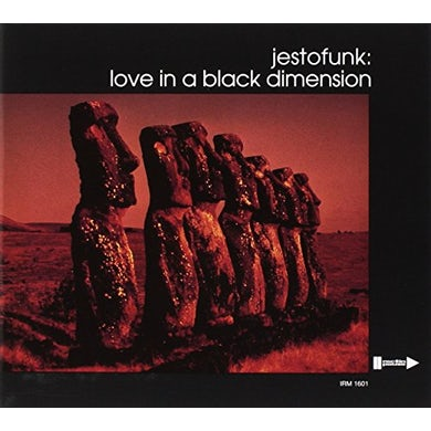 LOVE IN A BLACK DIMENSION CD