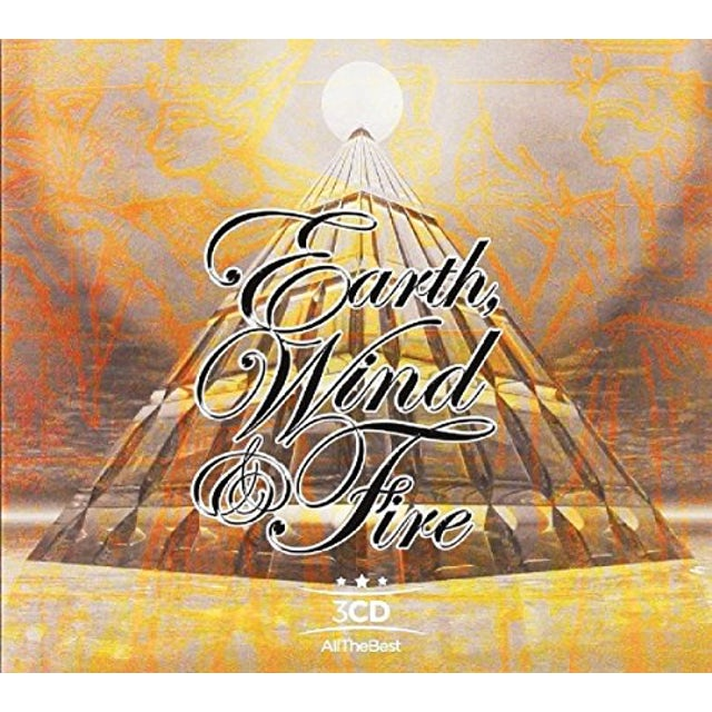 Earth, Wind & Fire ALL THE BEST CD