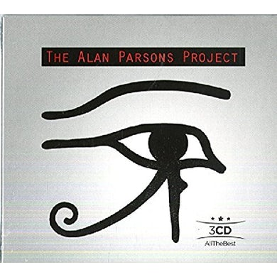 Alan Parsons Project ALL THE BEST CD