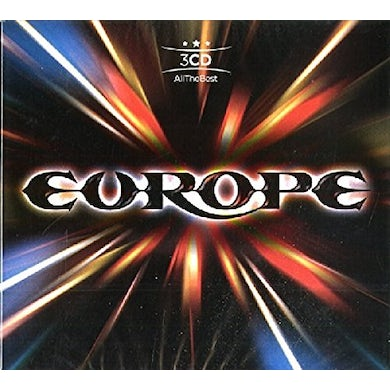 Europe ALL THE BEST CD