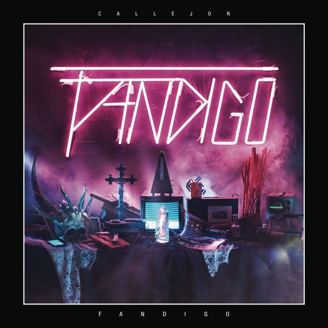 Callejon FANDIGO Vinyl Record