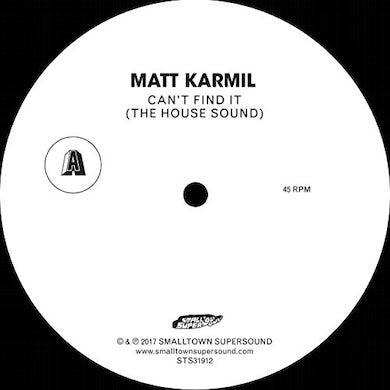 Matt Karmil CANT FIND IT Vinyl Record