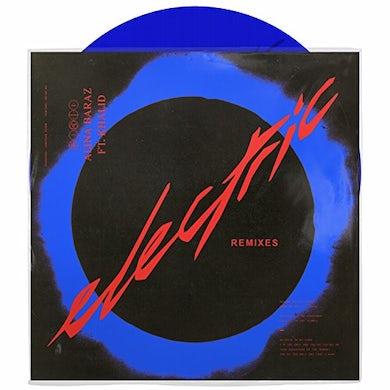 Alina Baraz ELECTRIC REMIXES Vinyl Record