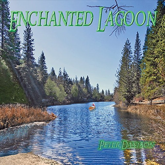 Peter Davison ENCHANTED LAGOON CD