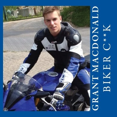 Grant MacDonald BIKER COCK CD