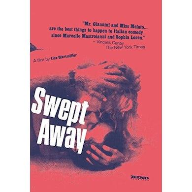 SWEPT AWAY (1974) DVD
