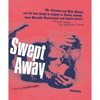 SWEPT AWAY (1974) Blu-ray
