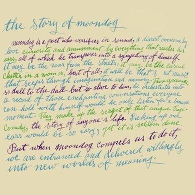STORY OF MOONDOG (LIMITED EDITION PURPLE & GREEN STARBURST VINYL) Vinyl Record