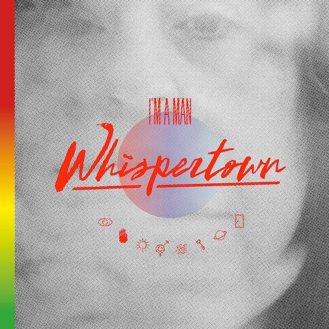 Whispertown I'M A MAN Vinyl Record