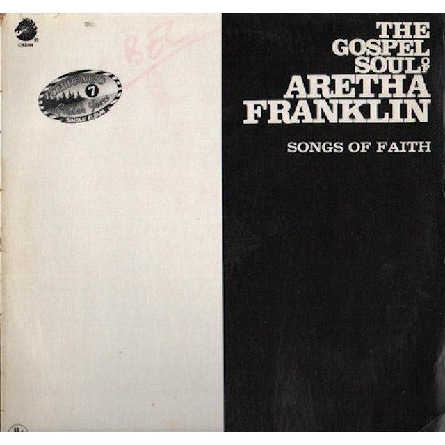 Aretha Franklin SONGS OF FAITH CD