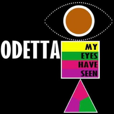 Odetta MY EYES HAVE SEEN / TIN ANGEL / AT THE GATES OF CD