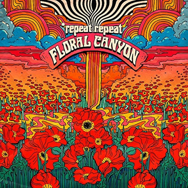 Repeat Repeat FLORAL CANYON CD