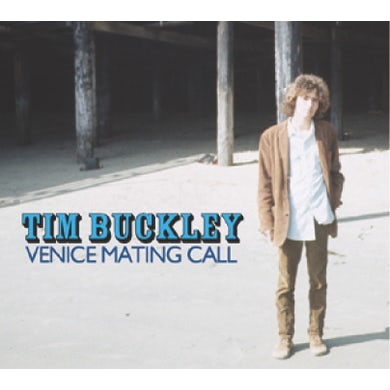 Tim Buckley VENICE MATING CALL CD